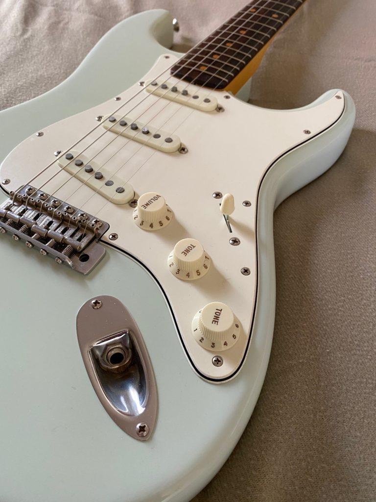 1961 Fender Stratocaster NAMM Prototype