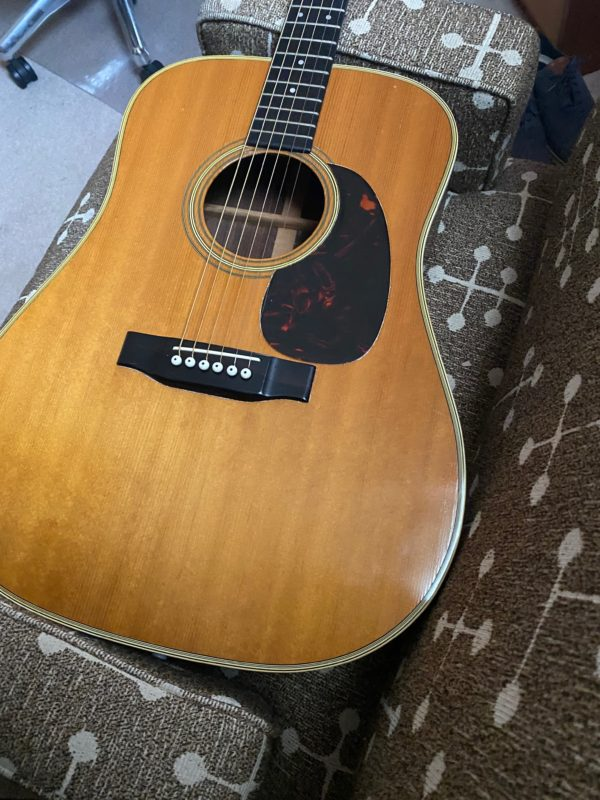 1963 Martin D-28 Guitar for Sale
