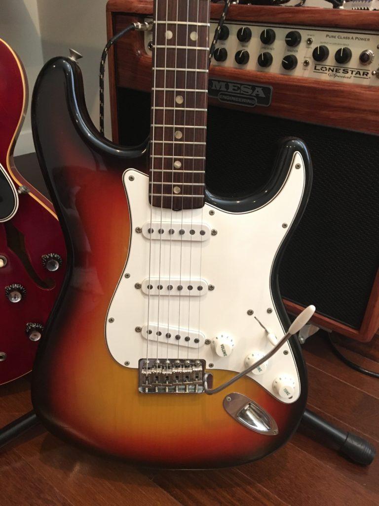 1966 Fender Stratocaster