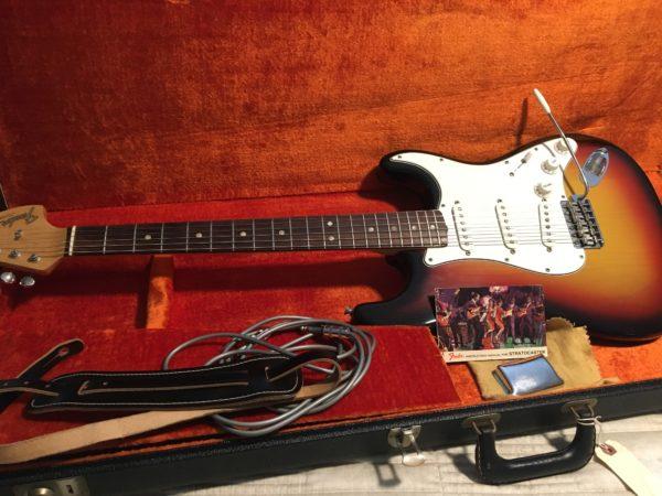 1966 Fender Stratocaster New