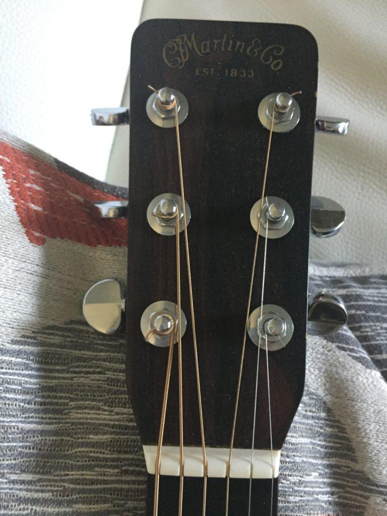 1967 Martin Guitar 000-28