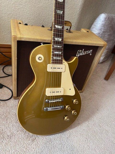 1968-69 Les Paul Goldtop Standard II