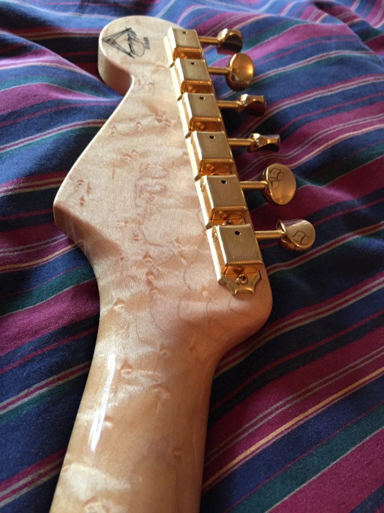 Fender MasterBuilt Strat