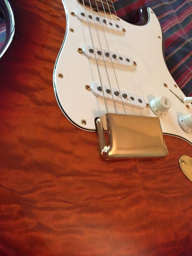 Fender MasterBuilt Stratocaster