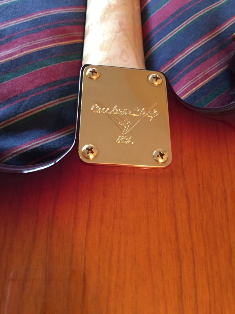 Fender MasterBuilt Stratocaster Guitar
