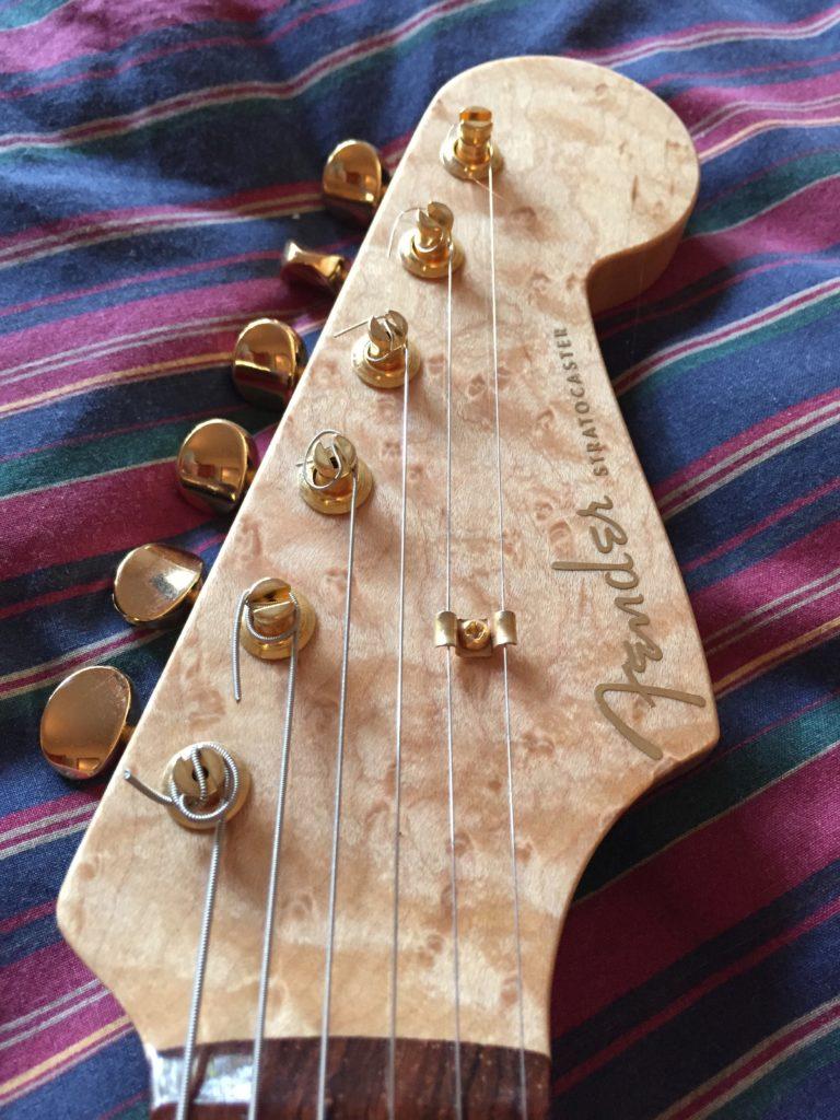Fender MasterBuilt Stratocaster Neck