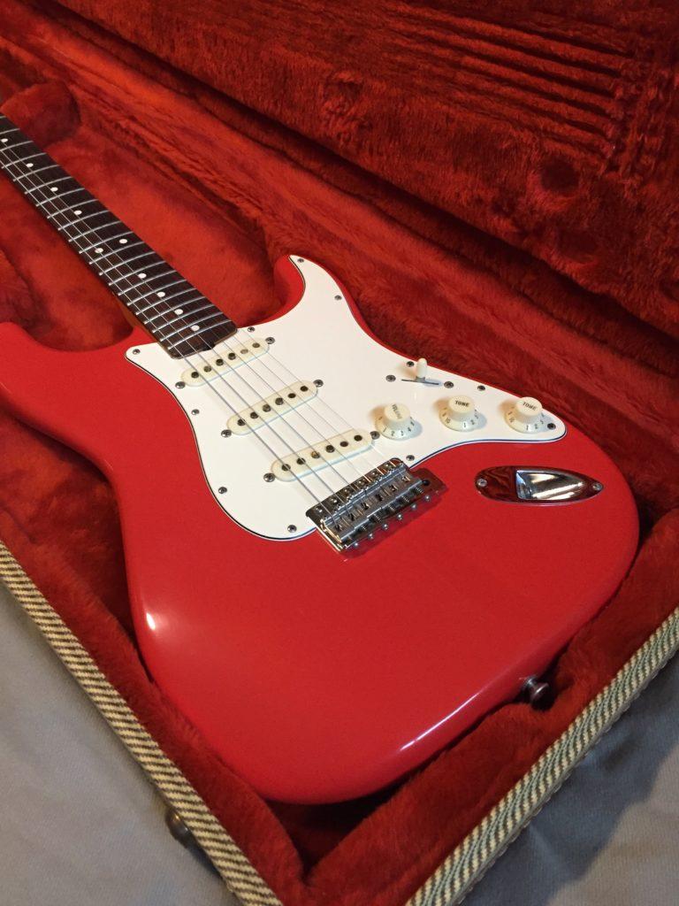 Fender Stratocaster 1982 AVRI Series