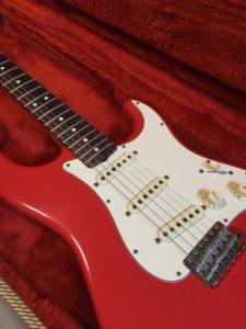 Fender Stratocaster 1982 Guitar