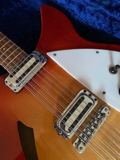 1966 Rickenbacker 330-12