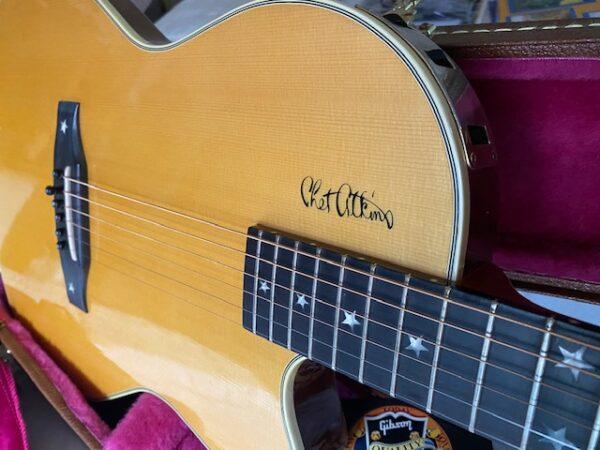 2001 Gibson Chet Atkins SST