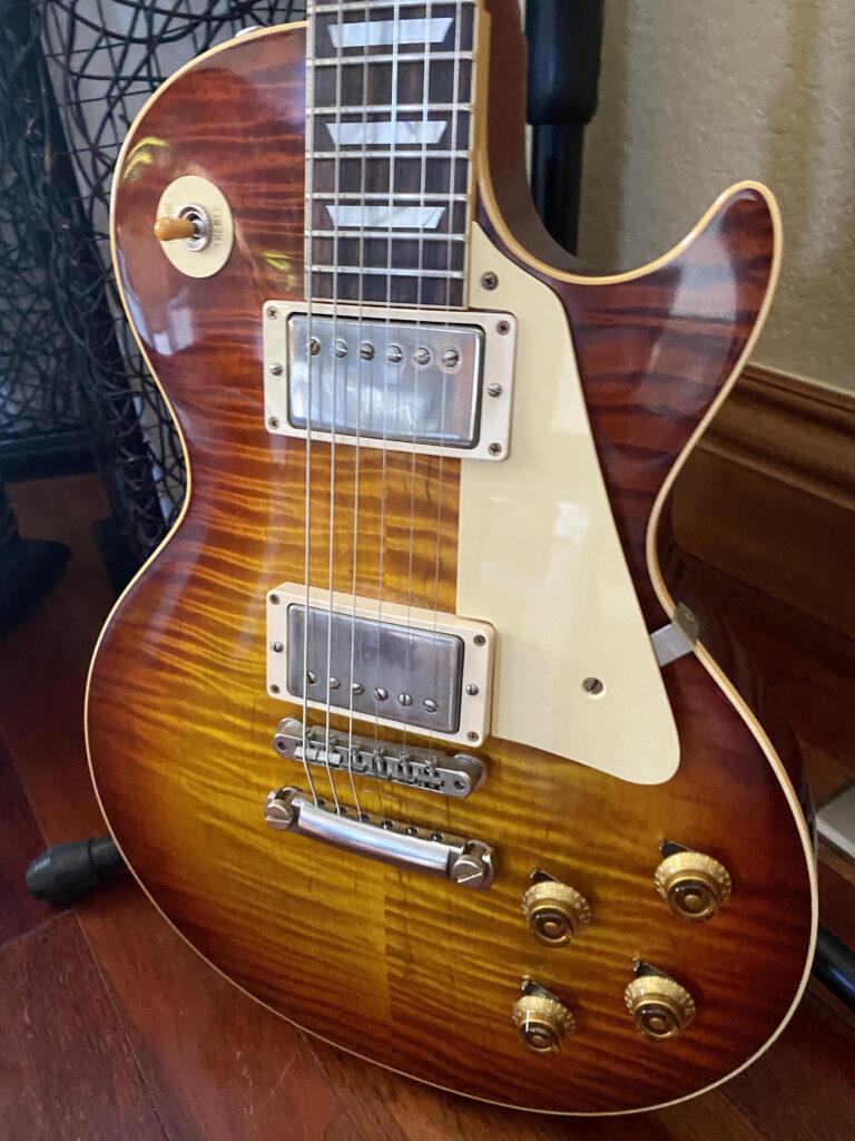 1959 Gibson Les Paul Tom Murphy Custom Shop