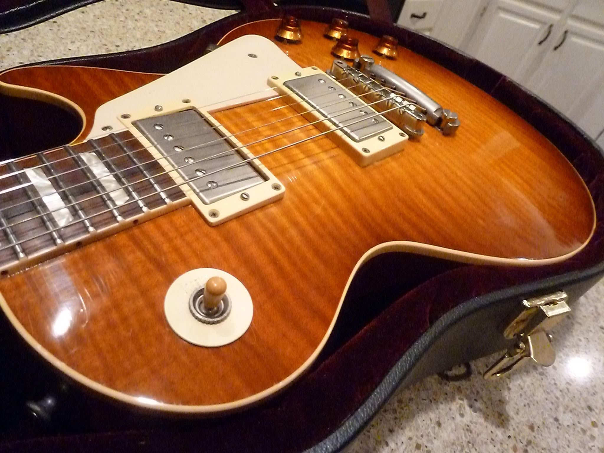 Gibson Les Paul 1959 Tom Murphy Custom
