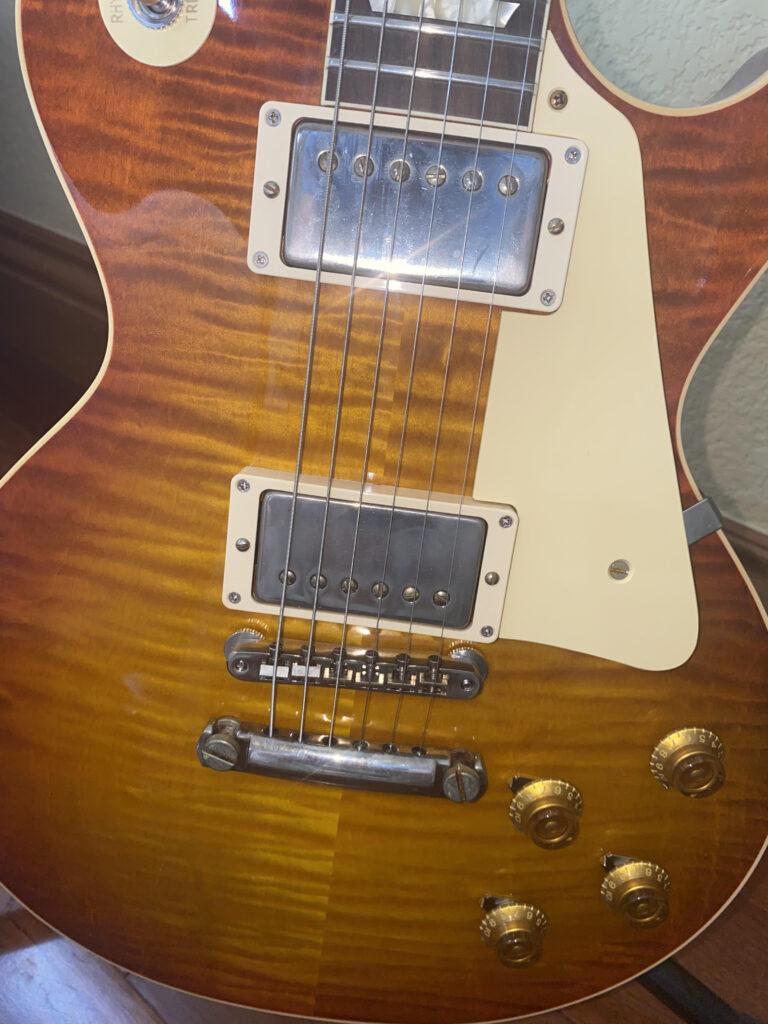 Gibson Les Paul 59 Tom Murphy Custom Shop
