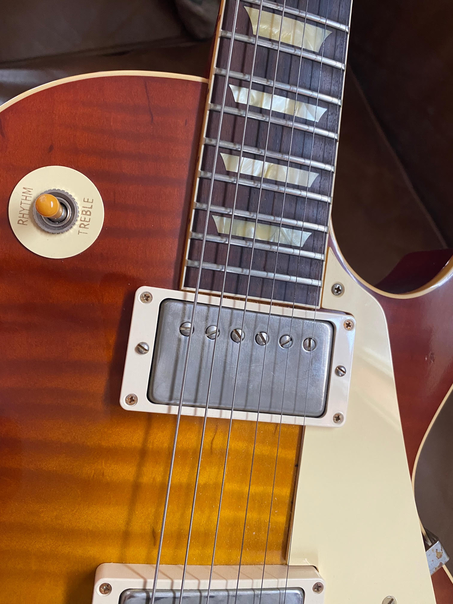 1959 Les Paul Standard Burst 60th Anniversary
