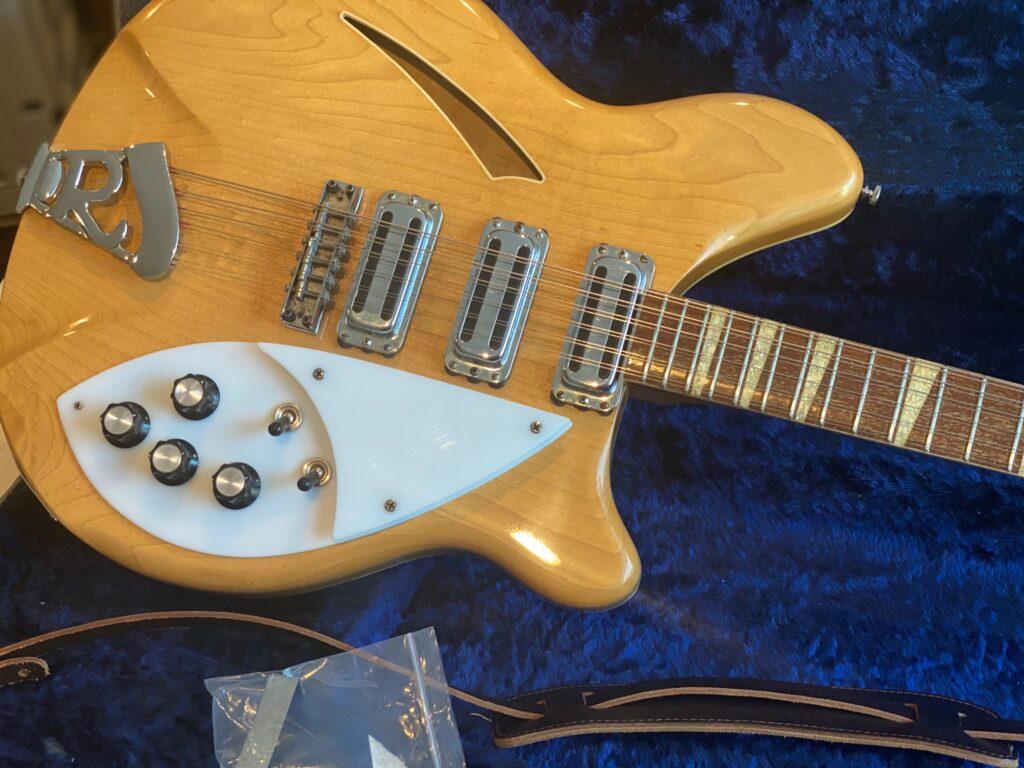 1966 Rickenbacker BYRD 370-12